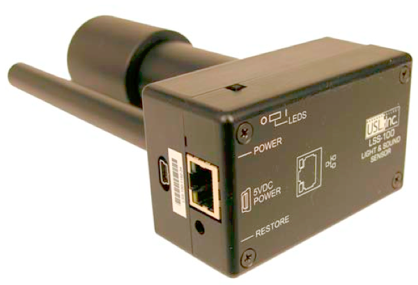 USL LSS-100 Network A/V Monitoring Device